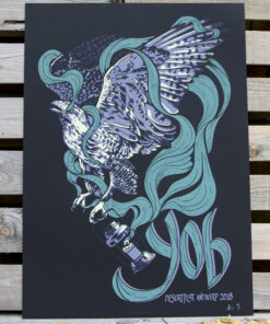 d08d5f9b7d7 ... product photo of the gig poster for YOB at Desertfest Antwerp 2018