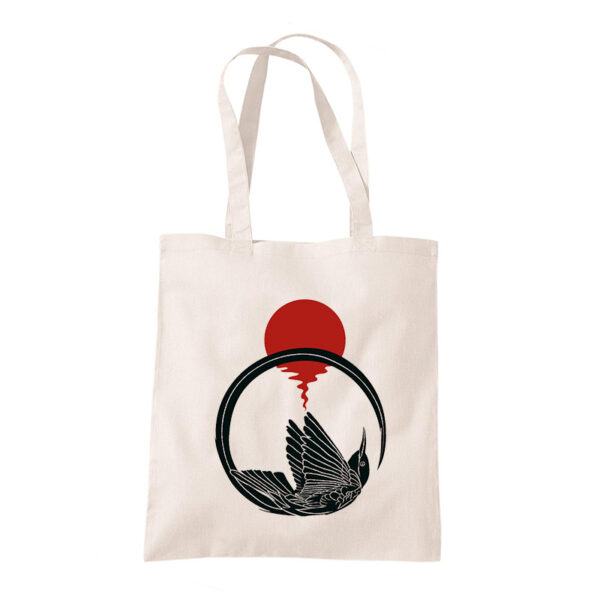 product photo of Astral Bird tote bag