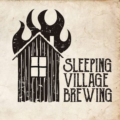 Logo for Sleeping Village Brewing