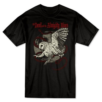 picture of T-shirt for The Devil and the Almighty Blues