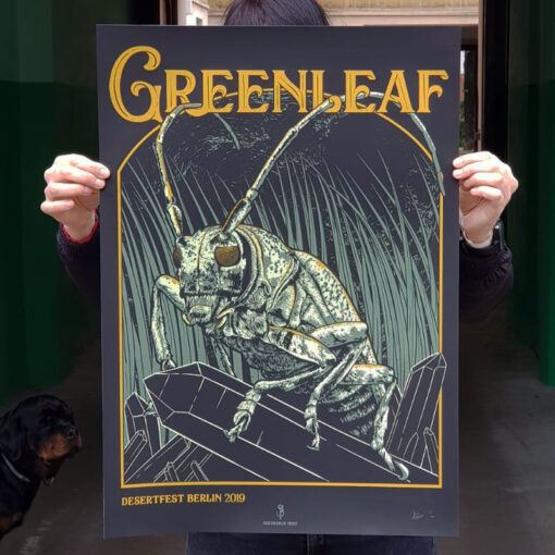Product picture of Greenleaf gigposter, 2019