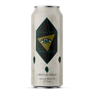 Label for Crystal Field by SVB